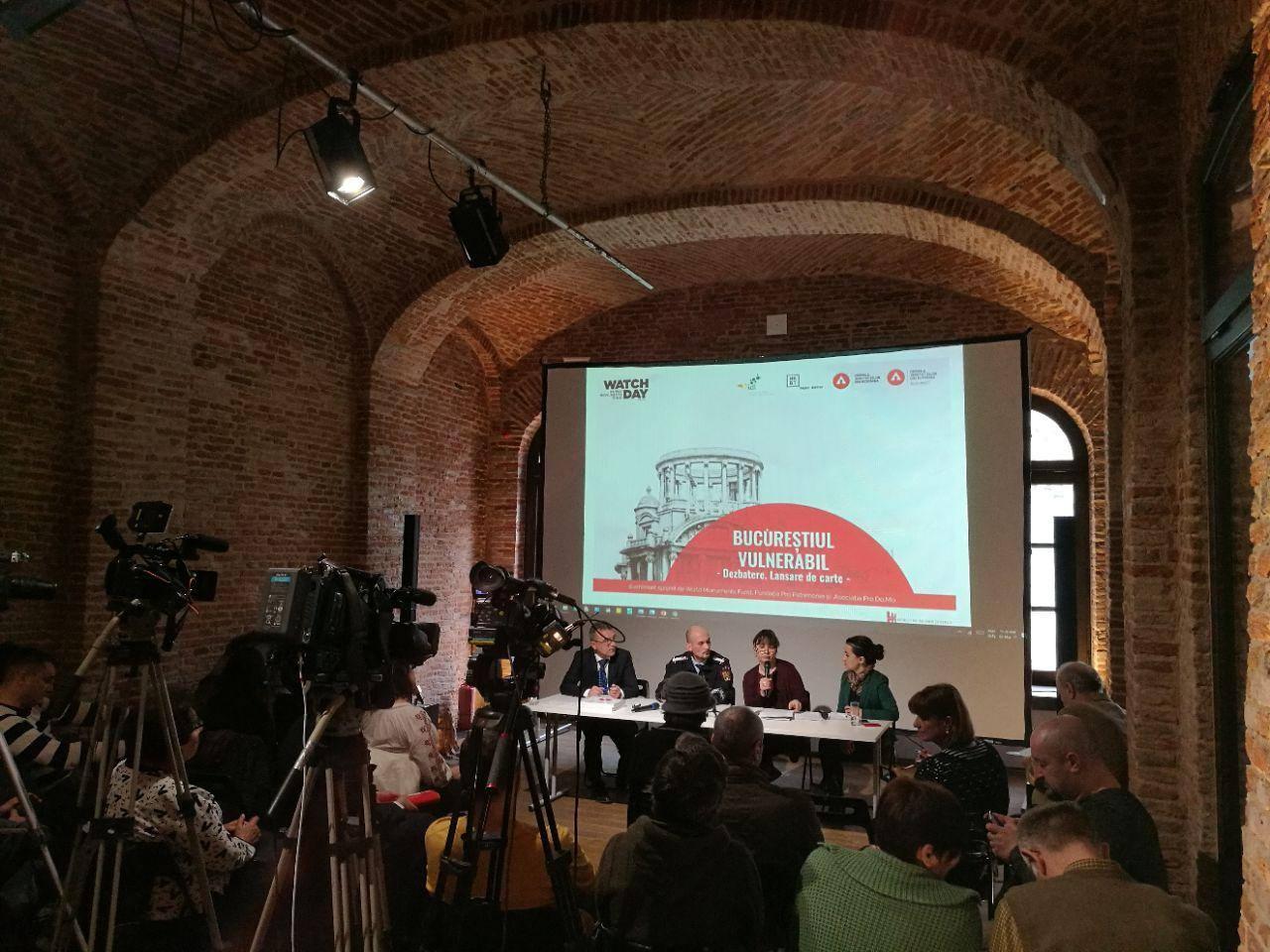 București – patrimoniu în pericol 2016