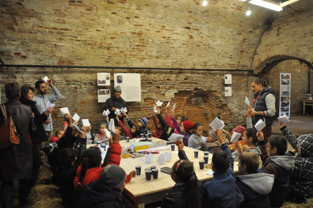 Workshops and exhibitions at Izvoru 2015-2016
