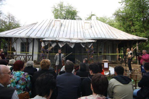 recital Tomescu Enescu 2015