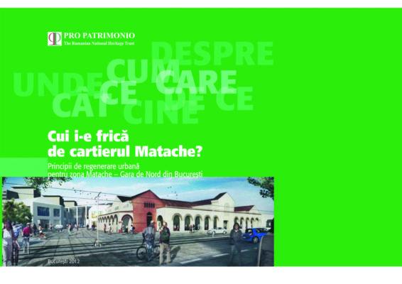 4 Hala Matache regenerare urbana 2012