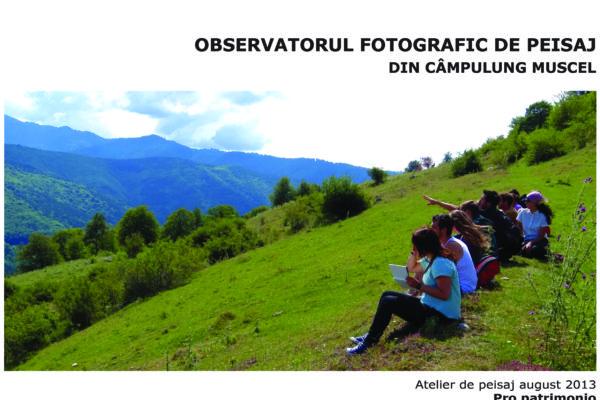 9 Observator Foto Peisaj Golescu 2013