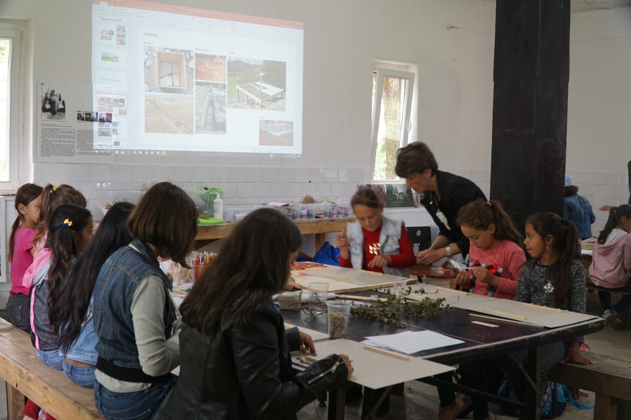 """Workshop 3: The Architect,"" May 29 – June 2, 2019"