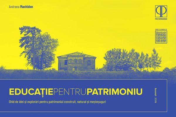 Ghid de Educatie pentru Patrimoniu