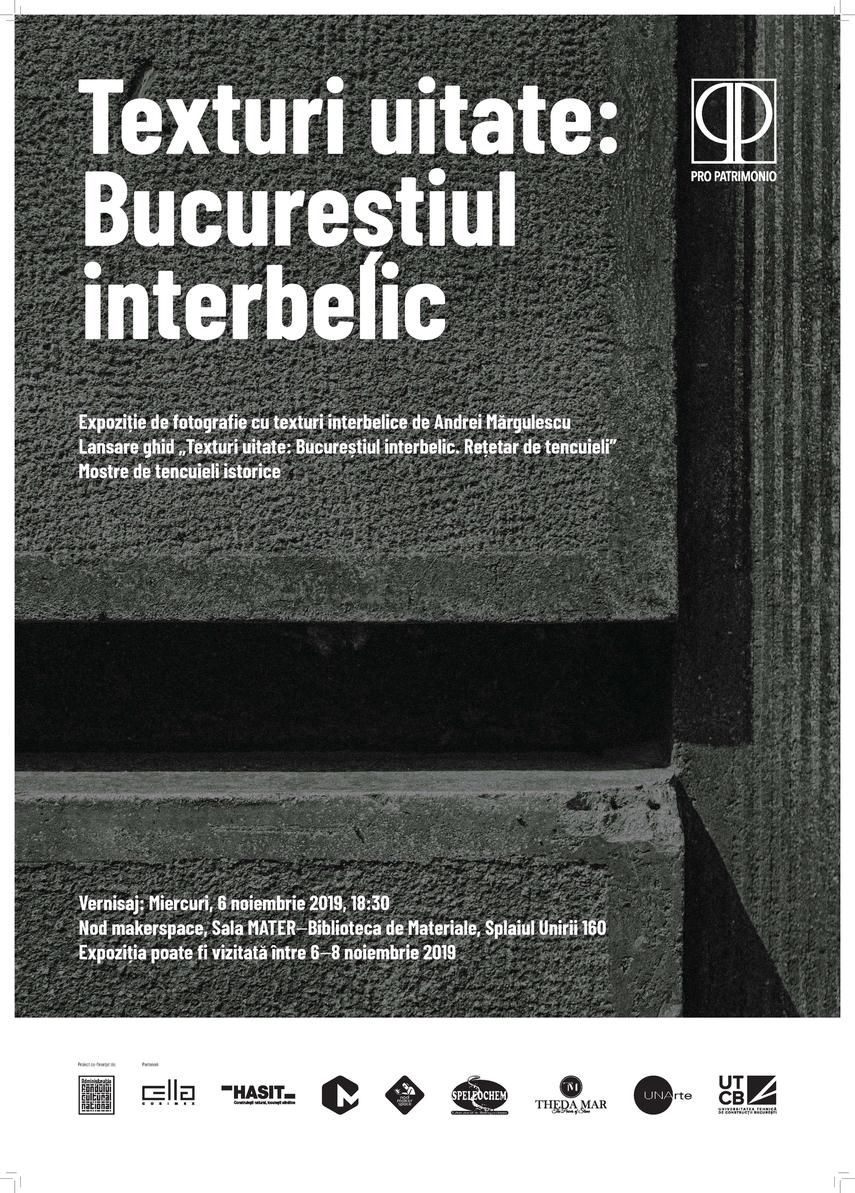 Texturi uitate: Bucureștiul interbelic. Final de proiect