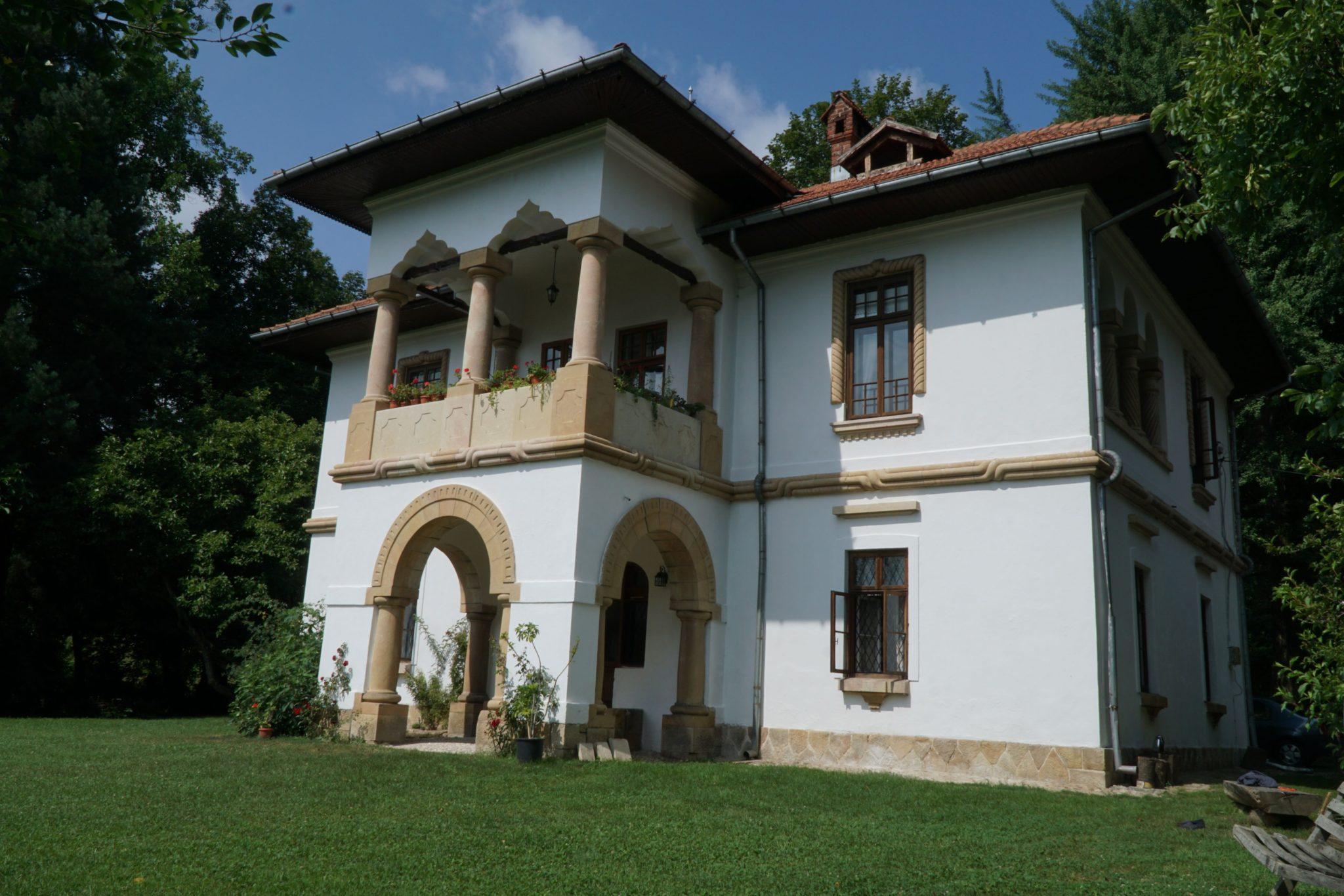 Observatorul de peisaj Golescu
