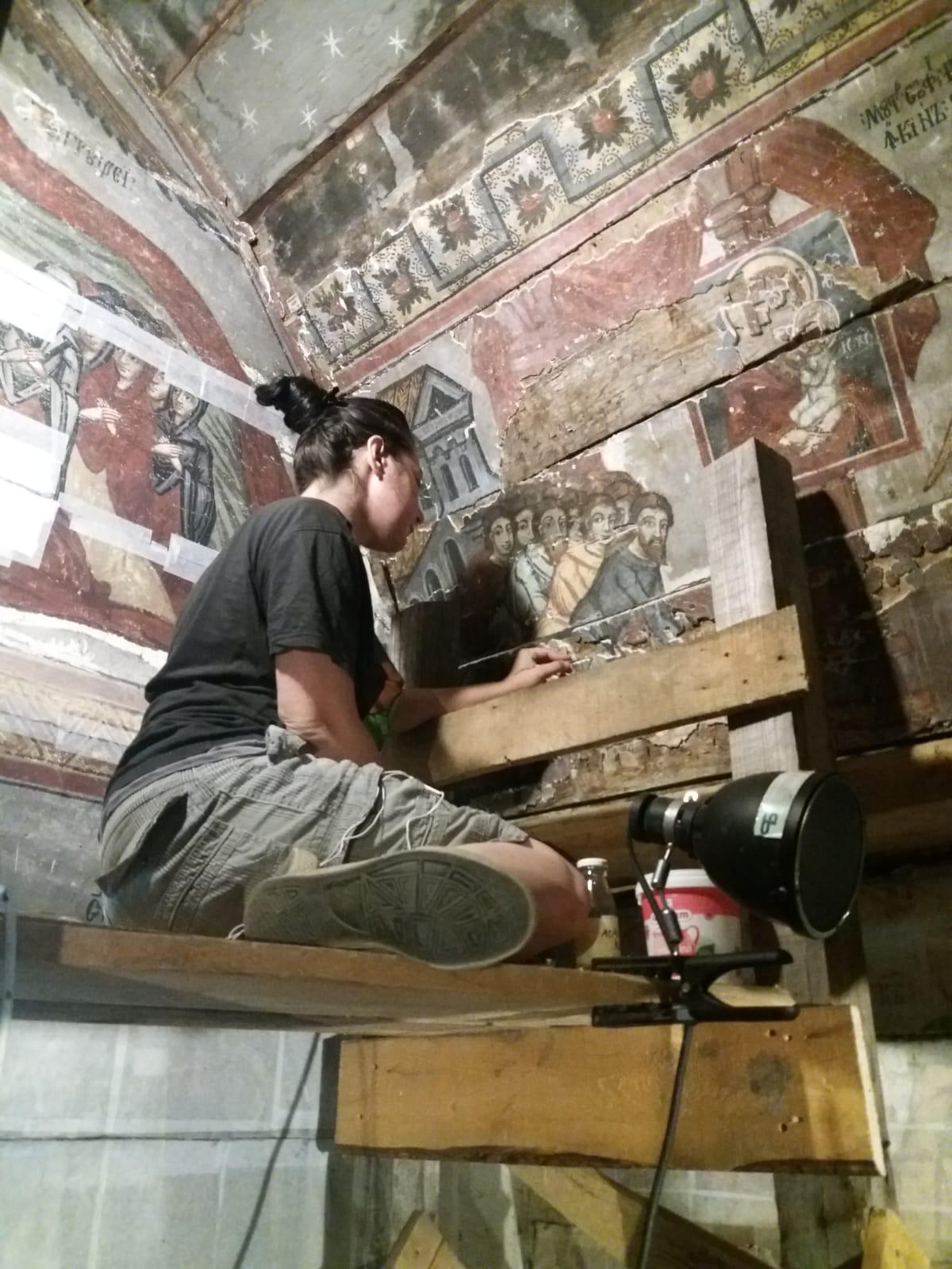 Interior restoration