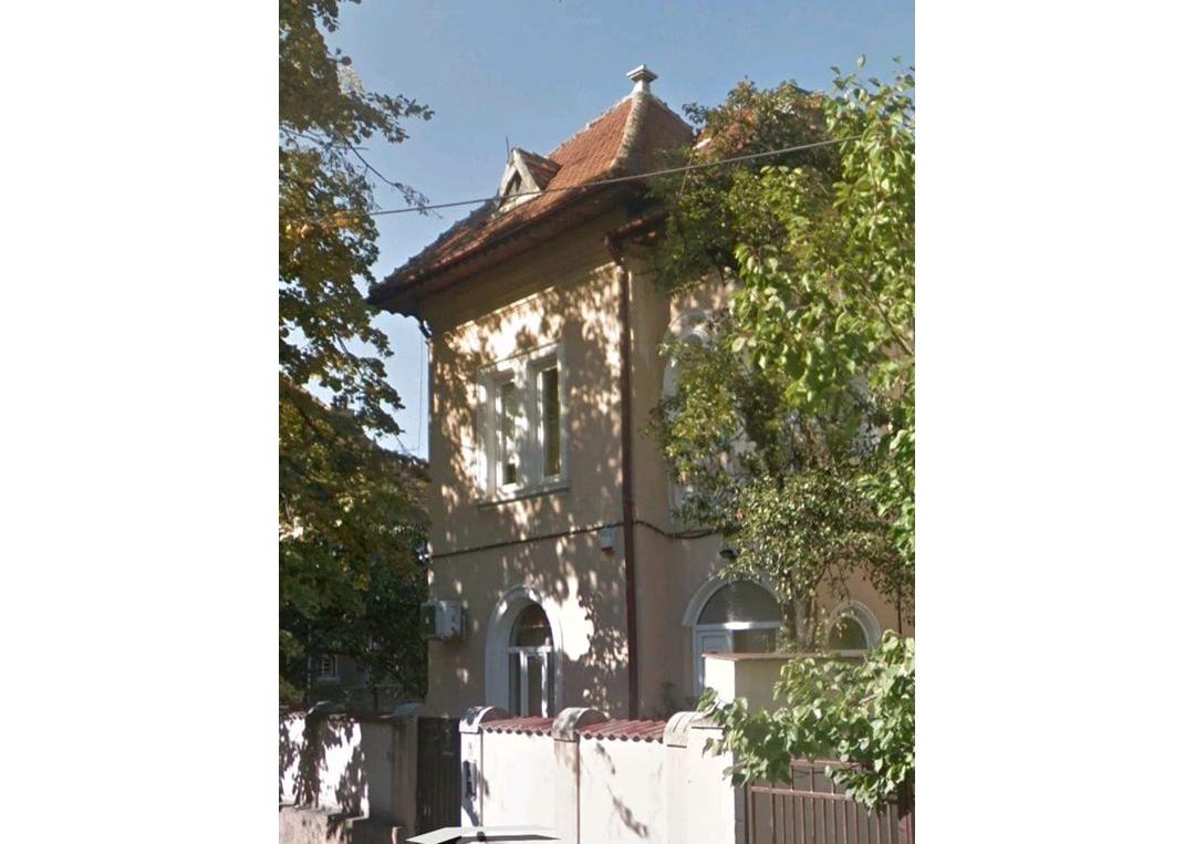 Imobilul din str. Frédéric Joliot-Curie 22, Bucureşti