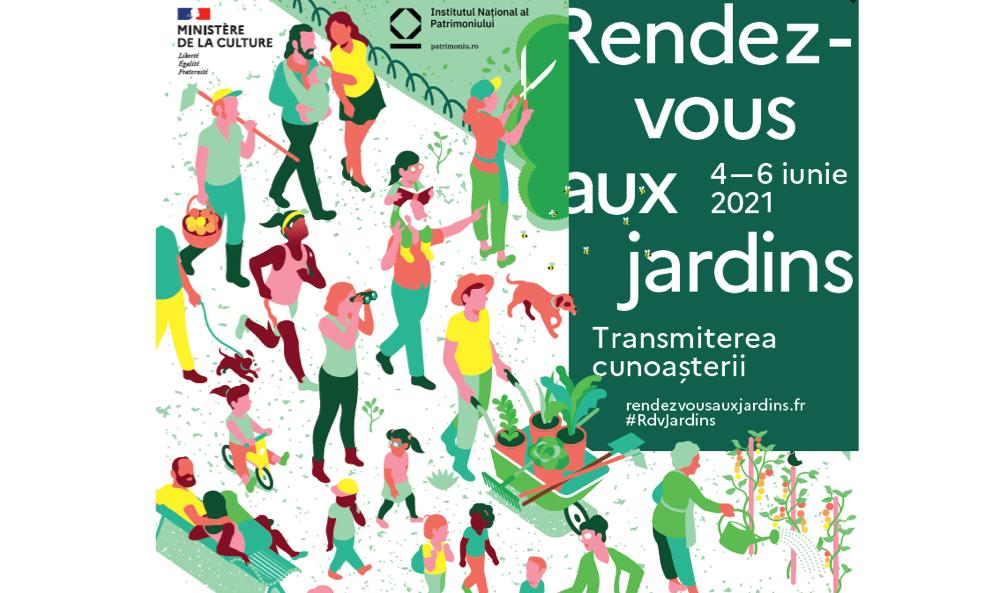 Rendez Vous Aux Jardins 2021